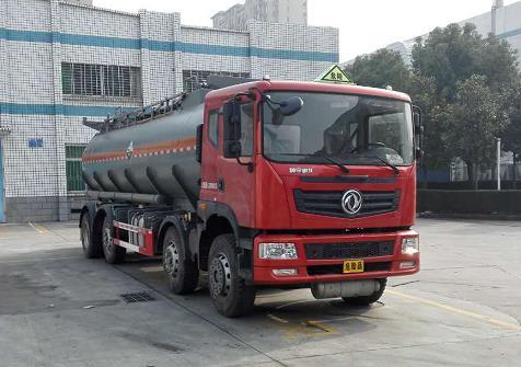 WXQ5322GFWE5腐蚀性物品罐式运输车