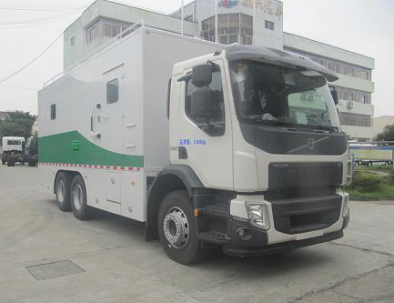 SJH5130XJE环境监测车
