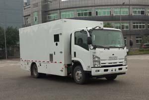 DMT5100XYCV运钞车