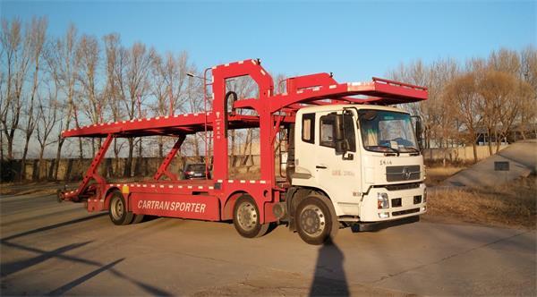 WTZ5210TCL车辆运输车