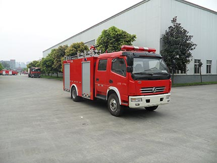 东风凯普特泡沫消防车