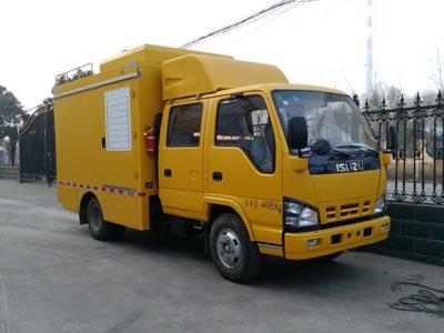 HYH5044XDY电源车