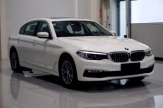 BMW7201GM轿车