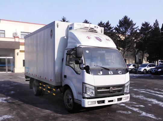 SY5045XLCD-ZC冷藏车