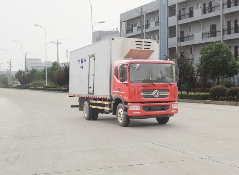 EQ5160XLCL9BDGAC冷藏车