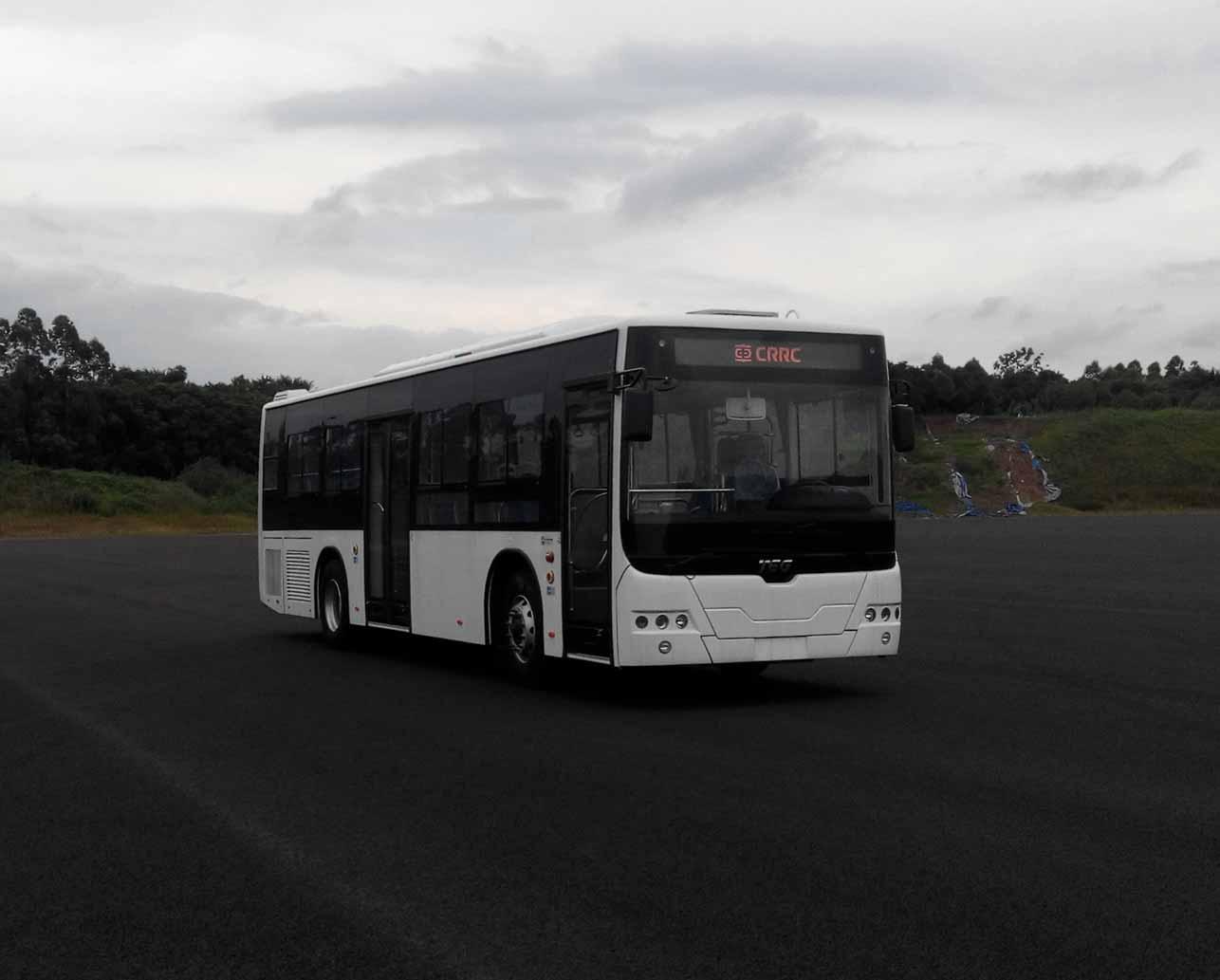 TEG6106BEV14纯电动城市客车