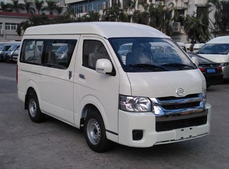 XML5039XSW85商务车
