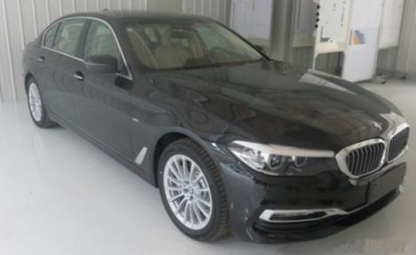 BMW7201NM轿车