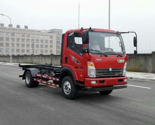 重汽王牌轻卡车厢可卸式汽车