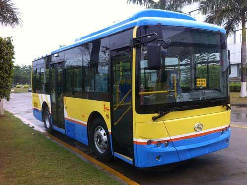 XMQ6850AGBEVL4纯电动城市客车