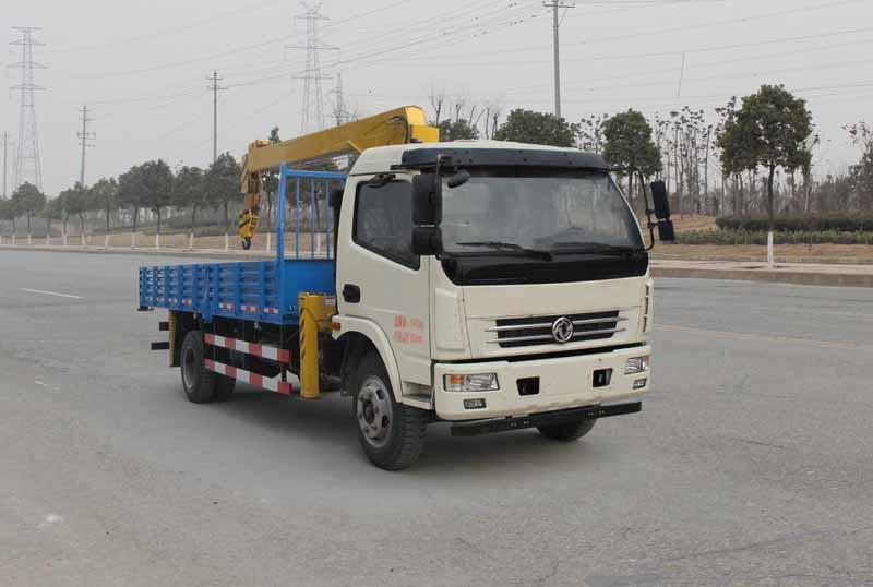 EQ5082JSQL随车起重运输车