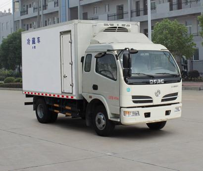EQ5041XLCL8BD2AC冷藏车