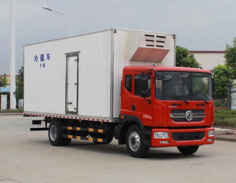 EQ5161XLCL9BDHAC冷藏车