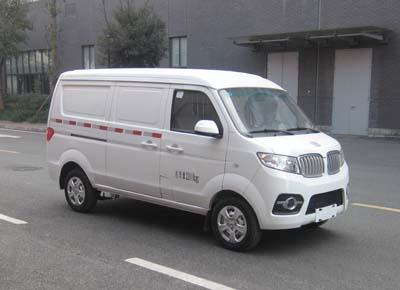 LCK5026XXYBEV1纯电动厢式运输车