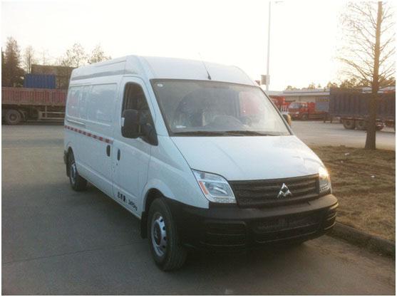 SH5041XXYA7BEV-D7纯电动厢式运输车