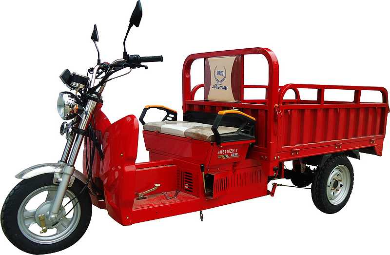 圣火神正三轮摩托车