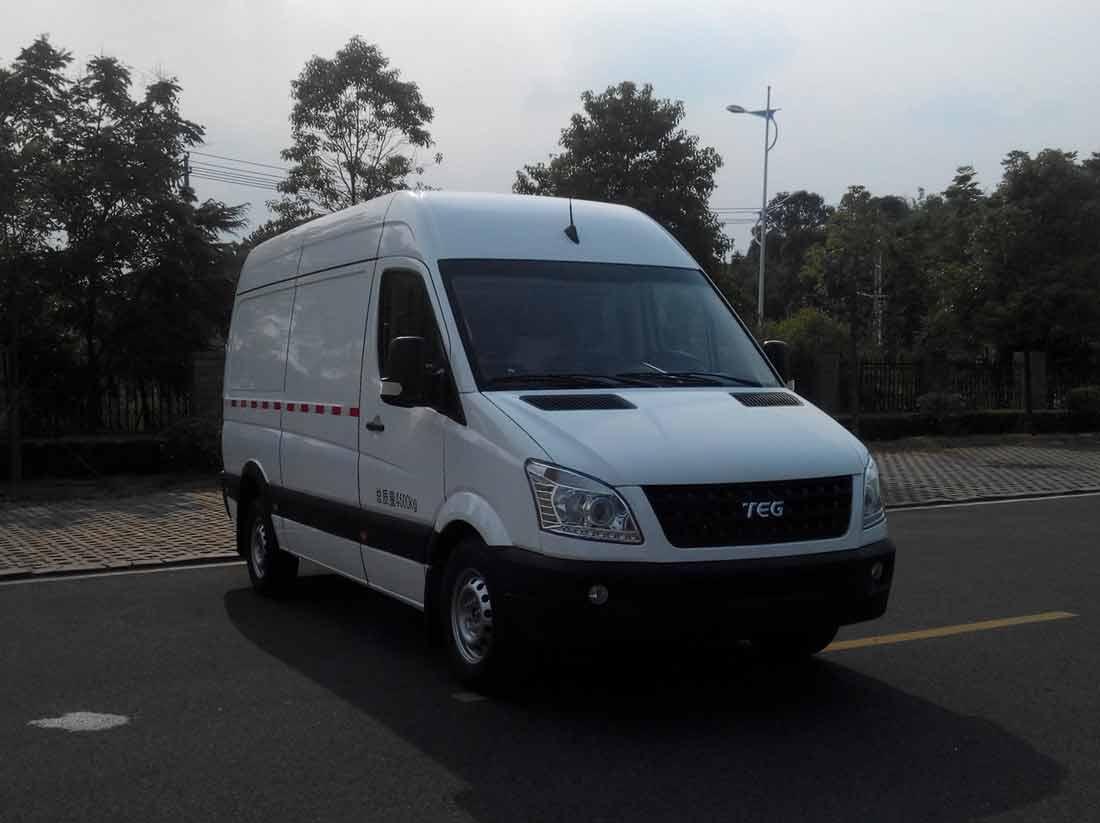 TEG5050XXYEV01纯电动厢式运输车