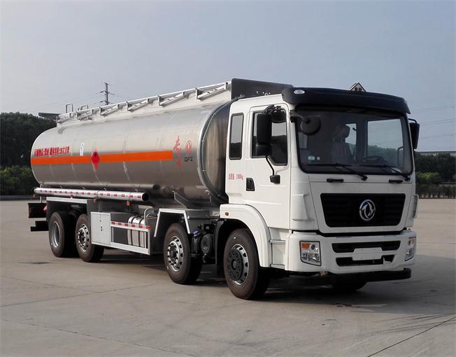 東風6X2鋁合金運油車