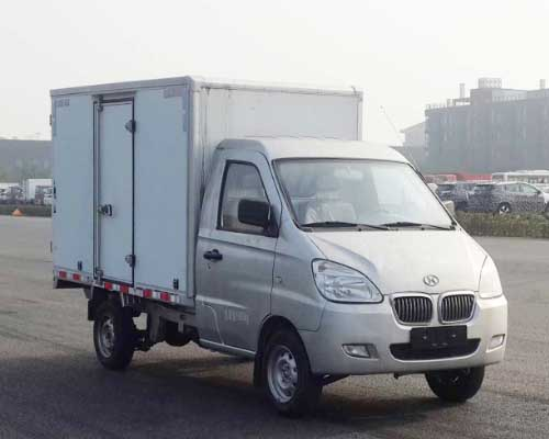 JKC5020XXY-DABEV纯电动厢式运输车