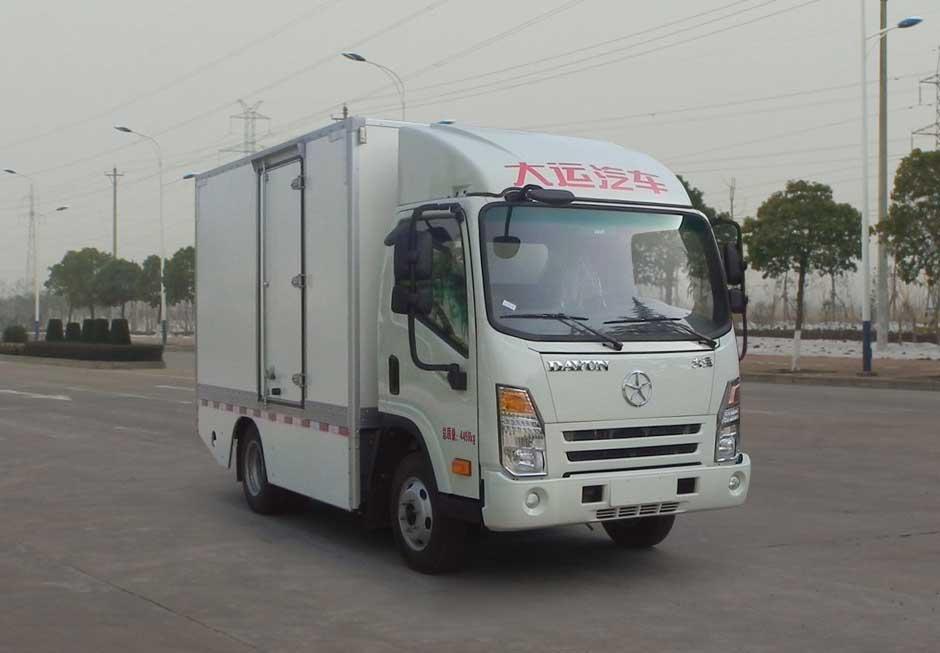 CGC5044XXYBEV1AARJEAHK纯电动厢式运输车