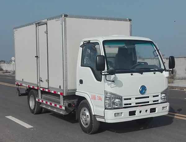 EQ5070XXYTBEV17纯电动厢式运输车