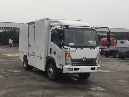 CTT5071XXYGW1BEV纯电动厢式运输车
