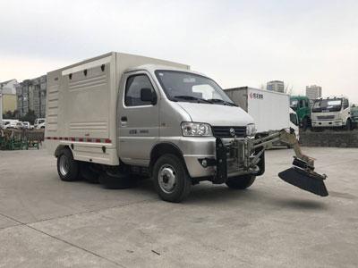 ZTQ5030TSLBEV30纯电动扫路车
