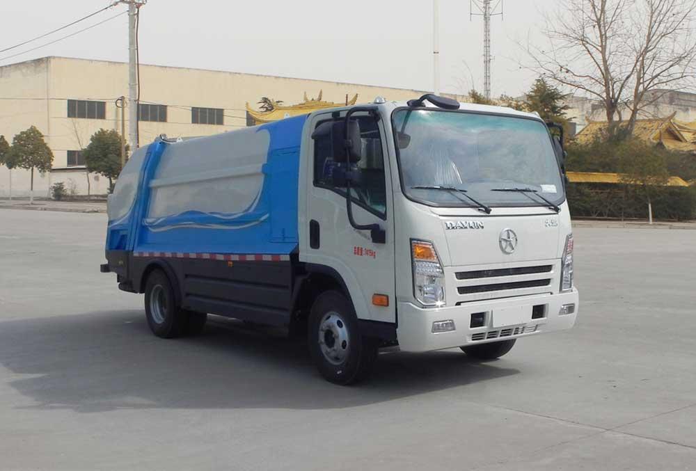 CGC5074ZYSBEV1AABJFAGK纯电动压缩式垃圾车