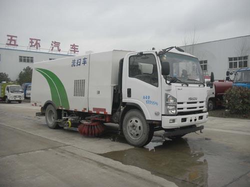 HCQ5102TXSQL5洗扫车
