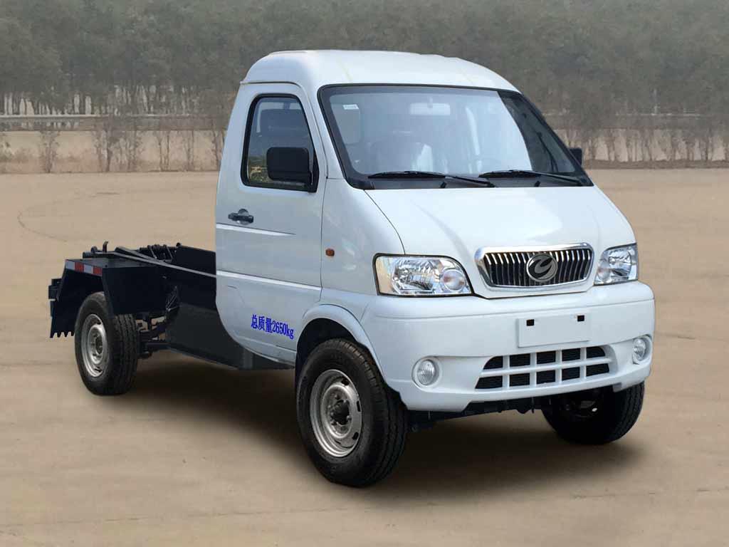 ZYP5030ZXXBEV纯电动车厢可卸式垃圾车