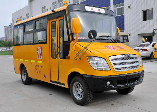 KLQ6539XQE5A幼兒專用校車
