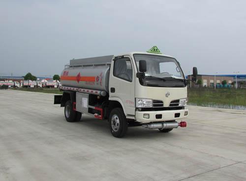 东风福瑞卡5.3立方加油车