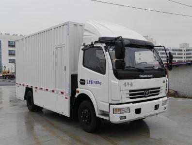 JNP5080XXYBEV纯电动厢式运输车