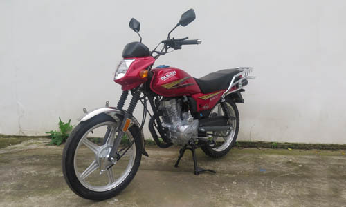 木兰两轮摩托车