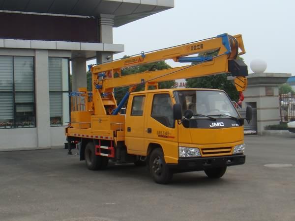 江铃12-14米高空作业车