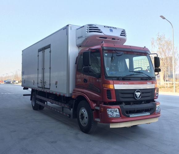 BJ5169XLC-A2冷藏车