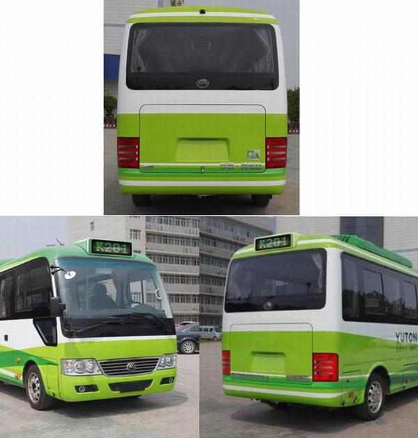 更多>>郑州宇通客车纯电动城市客车系列产品