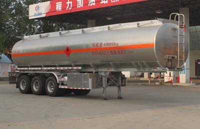 42方鋁合金運油半掛車