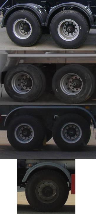 豪沃鋁合金油車20.5噸(汽柴煤油)圖片