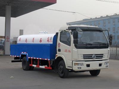 CLW5111GQW5清洗吸污车