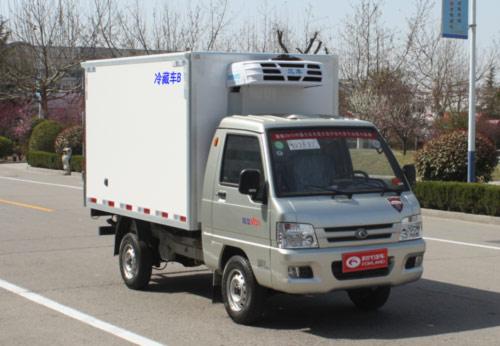 福田驭菱冷藏车图片