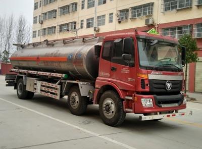 CLW5250GYYLB5铝合金运油车