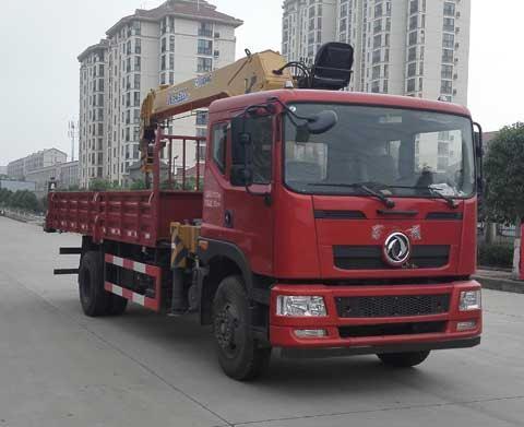 EQ5160JSQGZ5D随车起重运输车