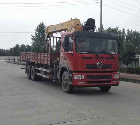 EQ5250JSQGZ5D随车起重运输车
