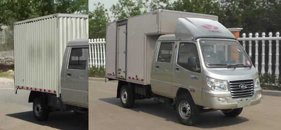 ����XXy�-yol_欧铃牌zb5031xxyasc3v型厢式运输车图片