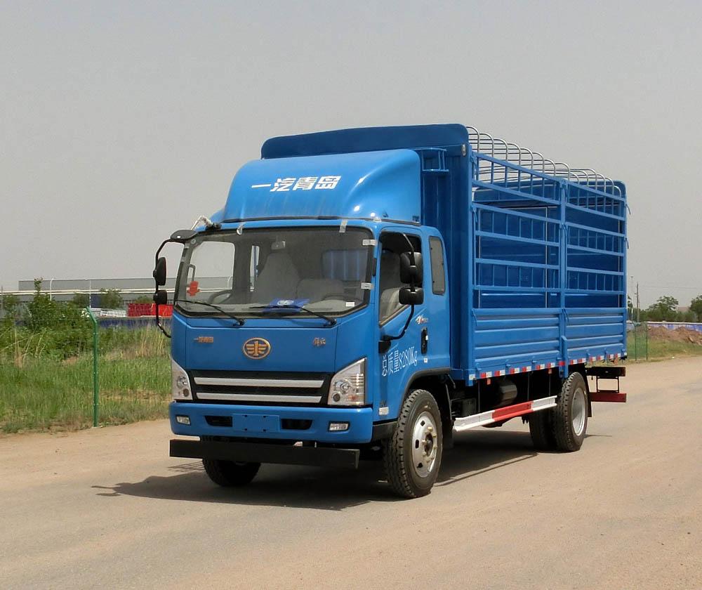 首页 货车 仓栅式运输车 03仓栅式运输车  (中国一汽出品)图片