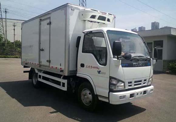 五十铃600P冷藏车(国5)