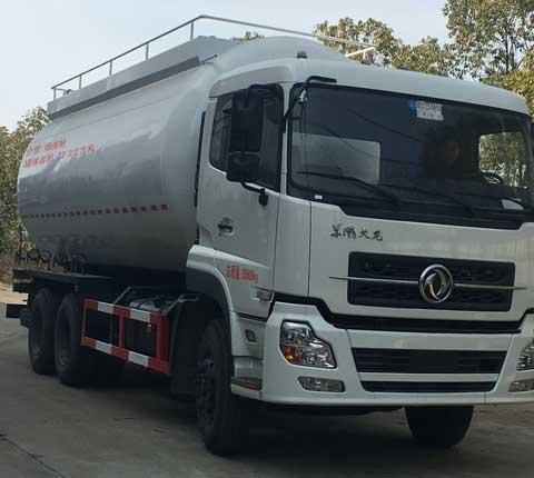 东风天龙27.5方散装水泥运输车
