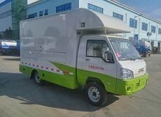江淮(国五)大尺寸售货车