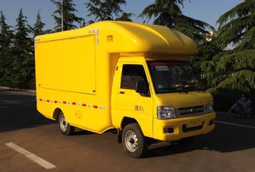福田牌(BJ5030XSH-AA)售货车优势